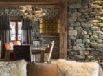 heinz-immobilier Luxueux appartement - Pierres naturelles - Résidence Centre Verbier