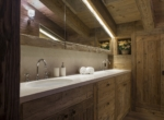 heinz-immobilier Luxueux appartement - salle de bains double - Résidence Centre Verbier