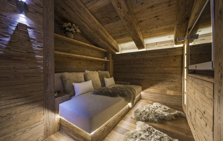 heinz-immobilier Luxueux appartement Verbier avec salon TV