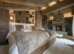 heinz-immobilier Luxueux appartement - Suite avec cheminée - Résidence Centre Verbier