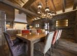 heinz-immobilier Luxueux appartement - salle à manger spacieuse - Résidence Centre Verbier