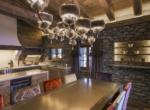 heinz-immobilier Luxueux appartement Verbier avec cuisine ouverte